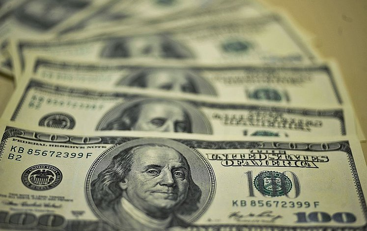 alta do dólar