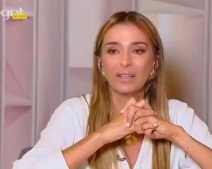 Mônica Martelli chora ao falar de Paulo Gustavo: 'Medo de perder amigo que é irmão'