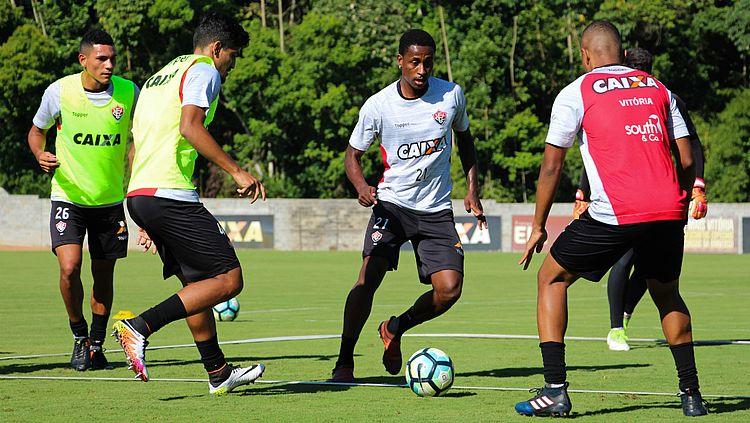 Vitória encara o Inter por vaga nas oitavas da Copa do Brasil