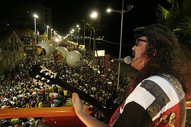 Em 2010, na sua volta ao Carnaval após 10 anos