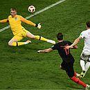 Mandzukic faz gol na prorrogação e coloca a Croácia na final da Copa