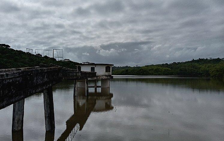 barragem rio dos macacos