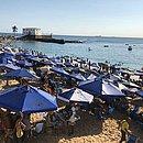 Porto da Barra é uma das praias preferidas de baianos e turistas