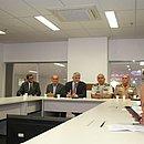 Secretário Maurício Barbosa apresenta o balanço das ocorrências do primeiro semestre