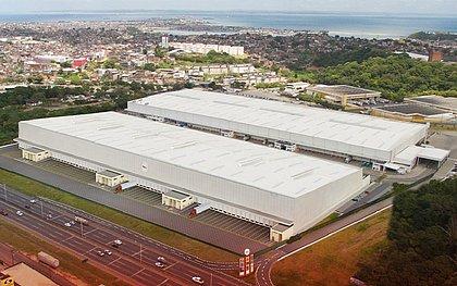 Primeiro centro logístico da Bahia entrega seu 2º módulo em agosto
