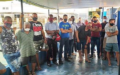 'Querem nos colocar em um lugar insalubre', diz feirante de São Joaquim