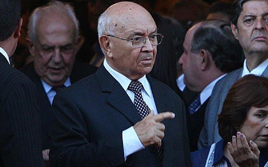Severino Cavalcanti, ex-presidente da Câmara, morre aos 89 anos