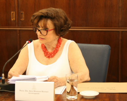 Morre Anita Novinsky, uma das maiores pesquisadoras da história judaica no Brasil