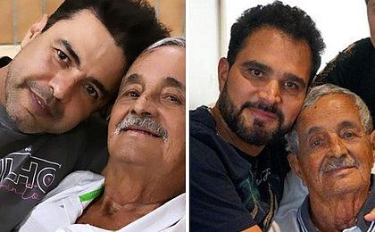 Morre Francisco Camargo, pai dos sertanejos Zezé e Luciano