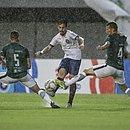 Arthur Rezende comemorou estreia com a camisa do Bahia