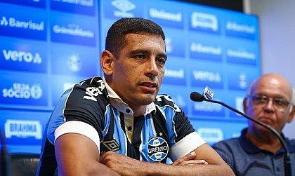 Diego Souza está cumprindo quarentena no Rio de Janeiro