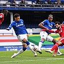 Salah alcançou marca de 100 gols pelo Liverpool