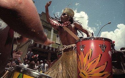 Cenas de Carnaval: Carlinhos Brown