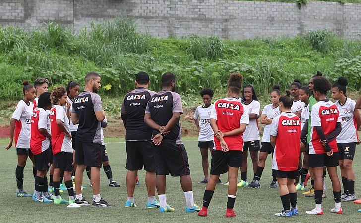 Brasileirão Feminino começa hoje para as três equipes baianas