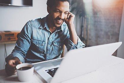 Trabalhar em casa, num local com qualidade de vida, é garantia de satisfação e aumento na produtividade de funcionários