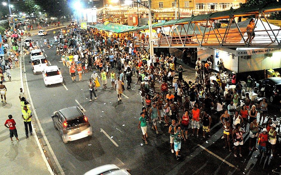 Saiba tudo sobre o esquema de trânsito e transporte do Carnaval