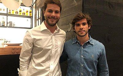 Ernesto Trindade e Vitor Martinez