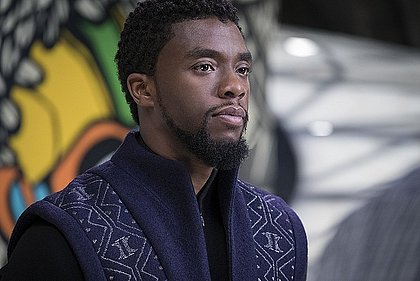 Globo vai exibir Pantera Negra após morte de Chadwick Boseman