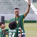 Marcelinho deixou o Ludogorets e reforça o Vitória