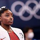 Simone Biles desistiu de cinco finais em Tóquio