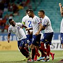 Bahia eliminou o Nacional do Paraguai na primeira fase este ano