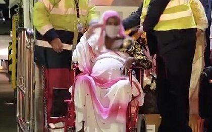 Veja fotos do nascimento recorde de 9 gêmeos no Marrocos