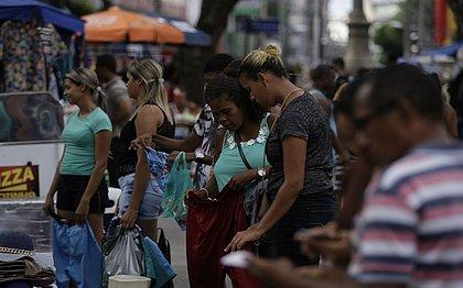 Comerciantes esperam crescimento de 3% em comparação com o ano passado