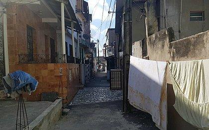 Rua onde abordagem aconteceu costuma ser tranquila