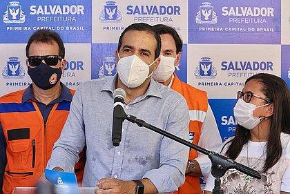 Prefeito afirma preocupação com mortes no trânsito de Salvador