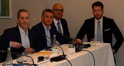 Comissão inciou os trabalhos para o torneio que será disputado em solo brasileiro