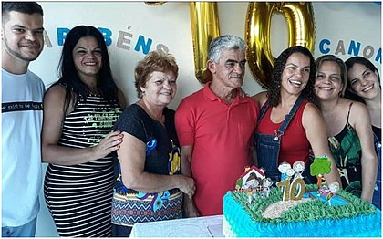 Só uma pessoa da família Ferreira não vota em Cipó, por morar em outro estado