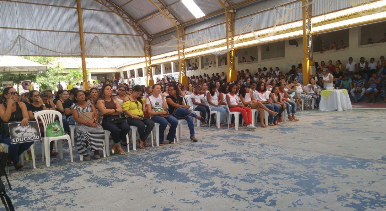 Reunião pública para apresentação do Escola Sustentável em Teofilândia