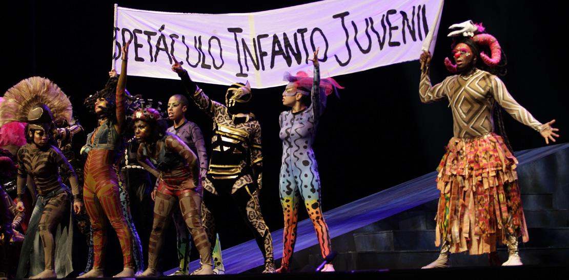 Virgulino Menino, Futuro Lampião ganhou melhor espetáculo infantojuvenil