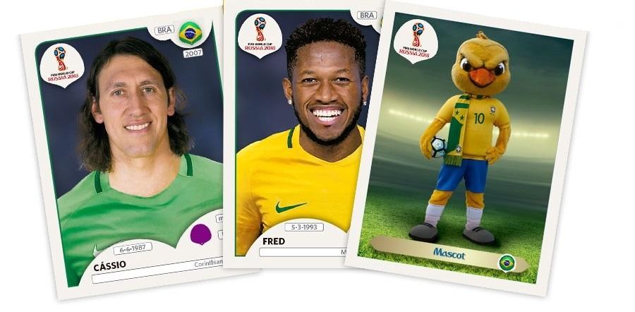 Álbum da Copa terá atualização com 100 novas figurinhas - Jornal ... fbb13b50f178d