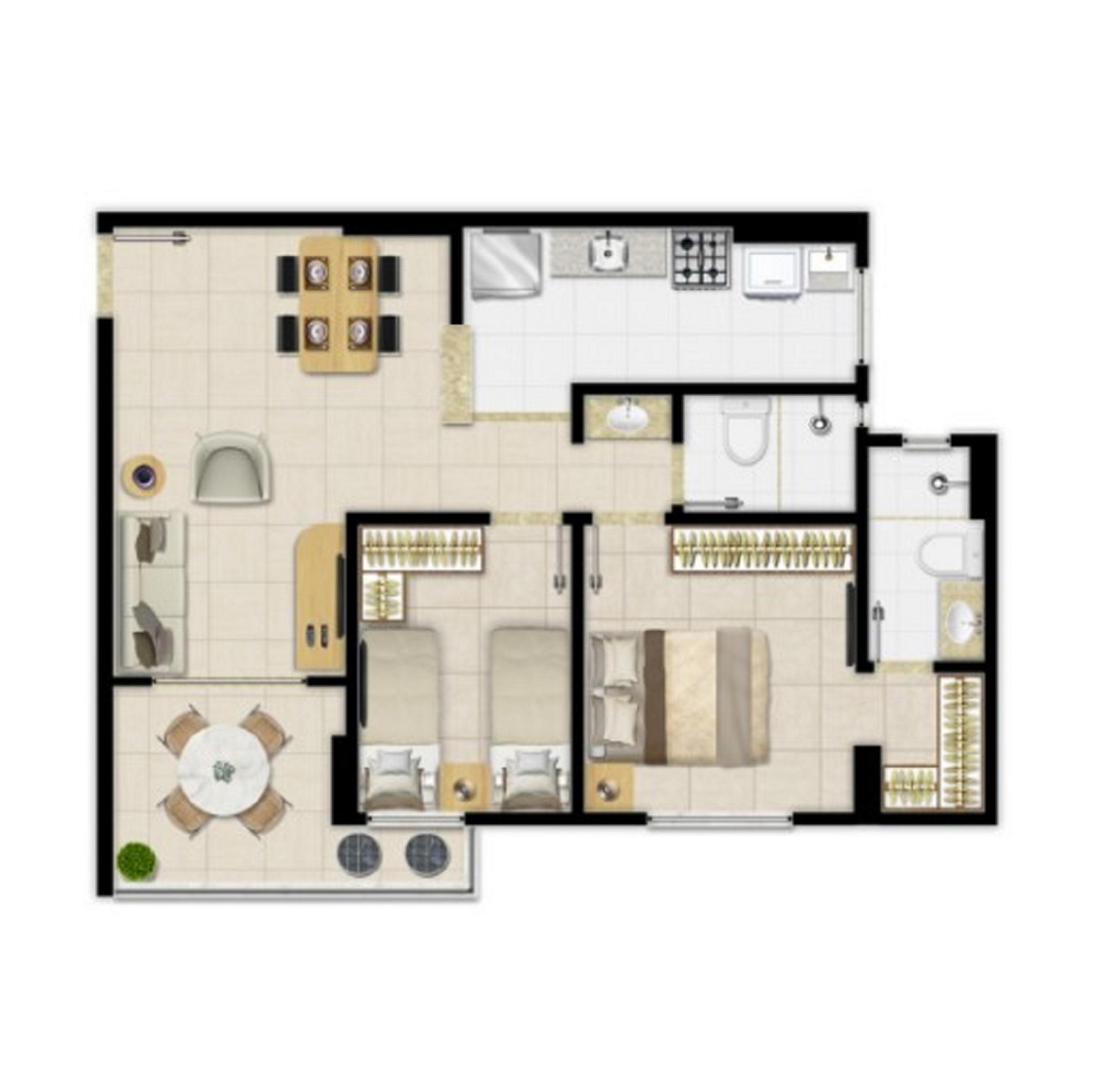 Residencial Paris (BRF)