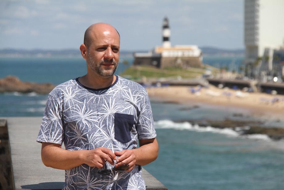 O jornalista baiano Alexandre Heça, que vive em São Paulo, aprovou a novidade