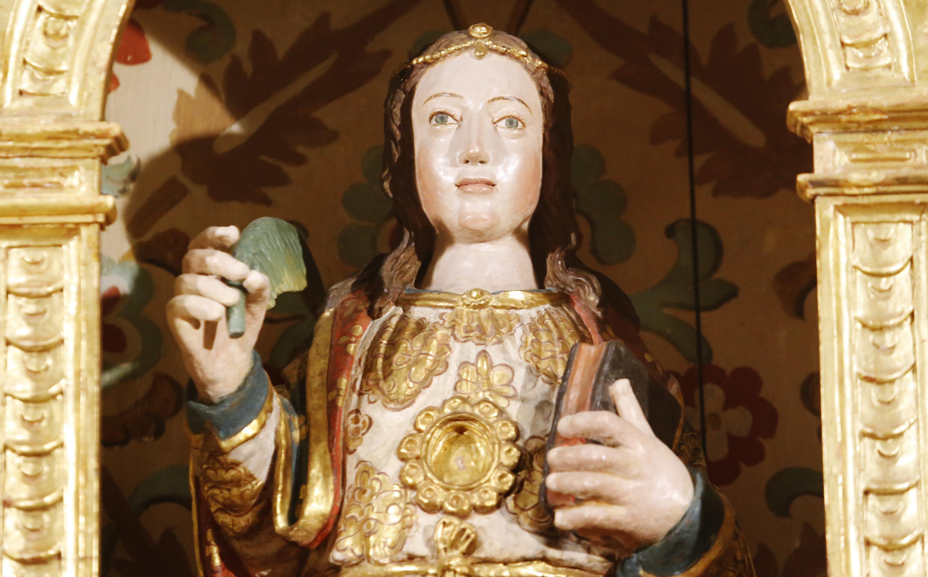 Busto relicário