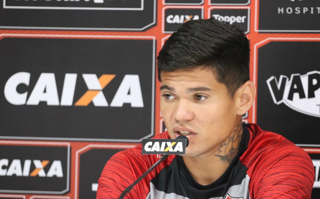 Léo Ceará sobre duelo com o Sport: 'Mais importante que o Ba-Vi'