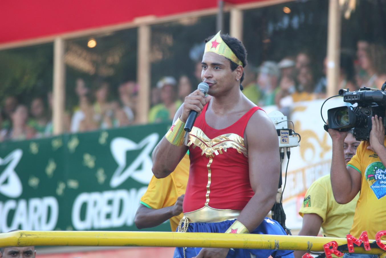 Harmonia do Samba no Carnaval 2006