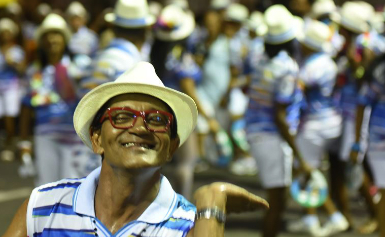 Na cadência do samba