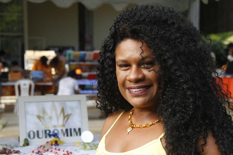 Fabiana Pontes, 43 anos, assistente social