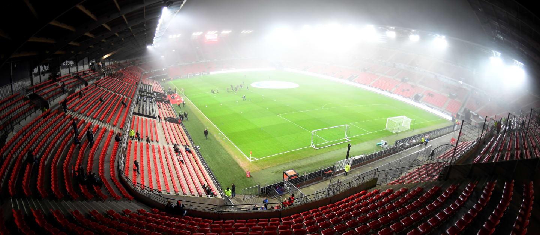 Roazhon Park: fica na cidade de Rennes e tem capacidade para 29.778 espectadores