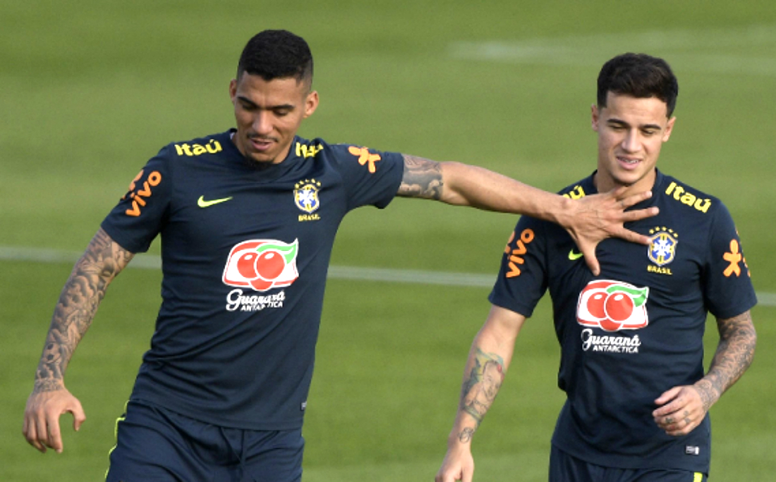Sem Fernandinho, Allan será titular da Seleção diante do Paraguai