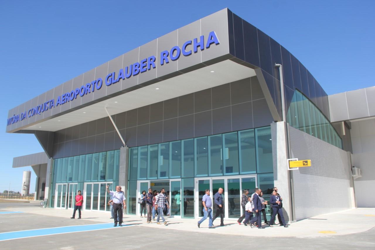 Resultado de imagen para Aeroporto Vitória da Conquista