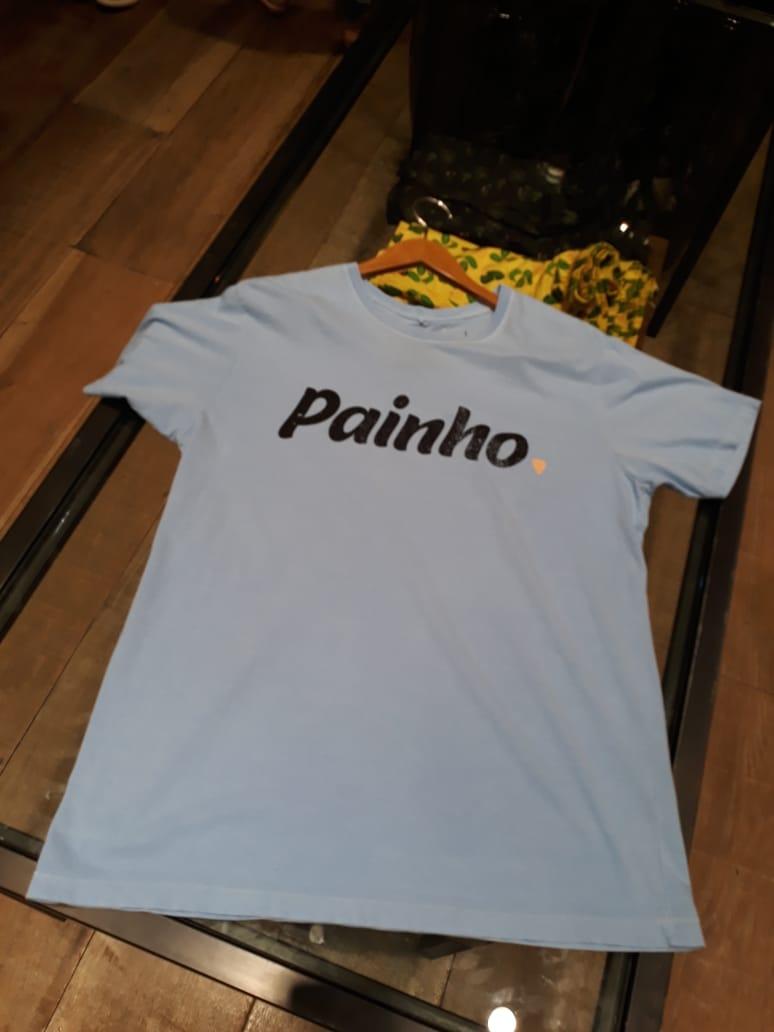 """Camisa """"Painho"""" - Soul Dila - R$ 59,90"""