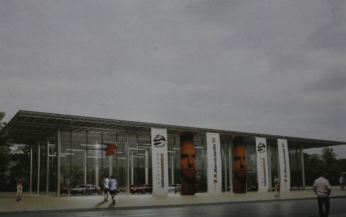 Complexo teria também museu e praça de alimentação