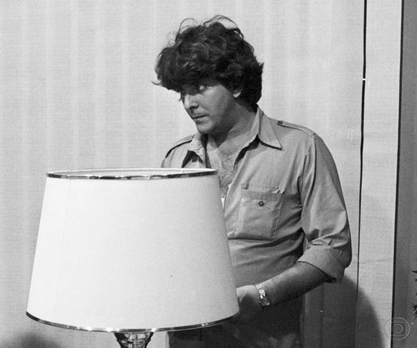 Jorge Fernando em Jogo da Vida, em 1981