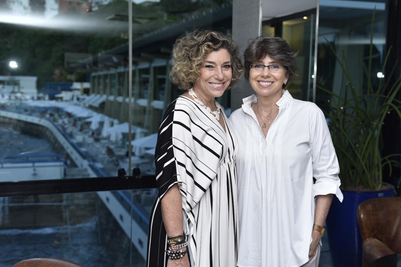 Consuelo e Alessandra Blocker
