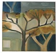 Árvores na Noite