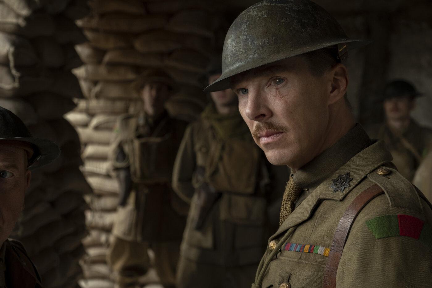 Benedict Cumberbatch também está no elenco